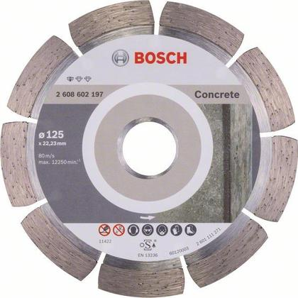 BOSCH diamantovy delici kotouc 125 mm STANDARD for CONCRETE - 2608602197.jpg