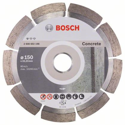 BOSCH diamantovy delici kotouc 150 mm STANDARD for CONCRETE - 2608602198.jpg