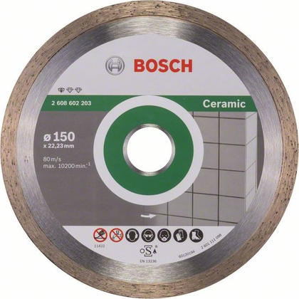 BOSCH diamantovy delici kotouc 150 mm STANDARD for CERAMIC- 2608602203.jpg