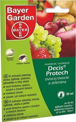 AgroBio DECIS Protech ovoce a zelenina 30ml.jpg
