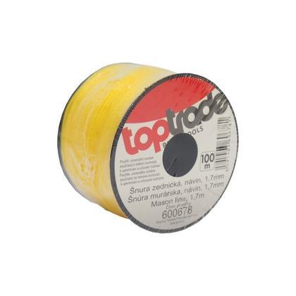 toptrade-snura-zednicka-pe-1-7-mm-x-100-m-zluta.jpg